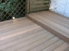 Hardwood balau decking